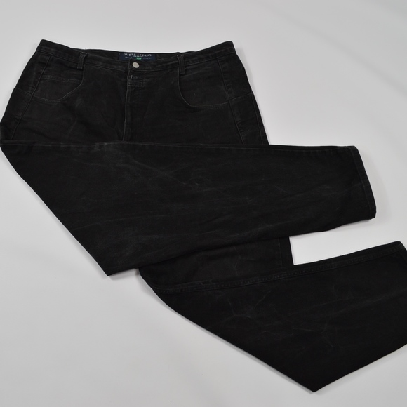 431310578b9 Guess Other - Vintage GUESS Mens 40 Black Denim Loose Fit Jeans
